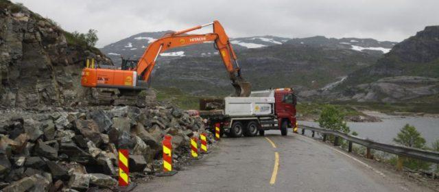 Sorry pap!…. (filmpje over hobbelen naar Øvre Eidfjord)
