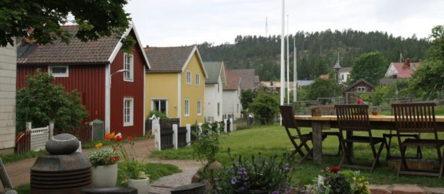 Het eiland Ulvön