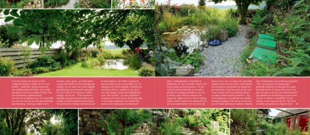 Onze tuin in de Groei & Bloei